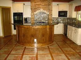 Ceramic Tile Flooring Ideas Brilliant Kitchen Ceramic Tile Within Floor Ideas