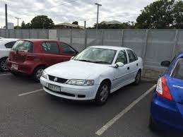 curbside classic 2003 05 holden zc vectra u2013 a high flyer stuck at