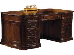 72 x 36 desk hekman office 72 x 36 executive desk in old world walnut burl hk79160