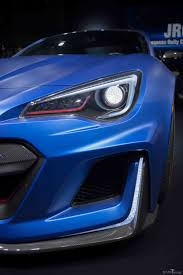 subaru brz tuner subaru brz sti concept the car we wish they released years ago