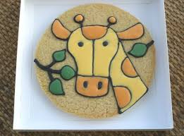 125 best animals girafffe cookies cake and cake pops images on