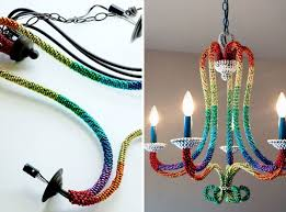 Easy Chandelier Extraordinary U0026 Easy To Make Diy Chandeliers That Will Fascinate You