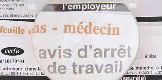 mail absence maladie bureau arrêt de travail les droits et les devoirs des salariés et des