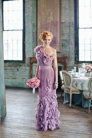 Lilac Dresses For Weddings 256 Best Lavender And Lilac Weddings Images On Pinterest