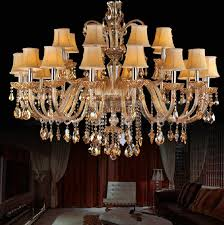 Chandeliers China Chandelier For Living Room Fabric Shade Chandelier