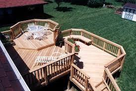how to build a solid pergola and deck preparing posts for in