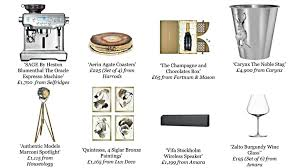 wedding gift guide sybarite selections the ultimate wedding gift guide