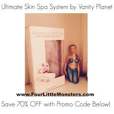 Vanity Promo Codes Ultimate Skin Spa Cleansing Brush System By Vanity Planet