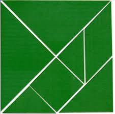 how to make tangram puzzles geometric toys to make aunt