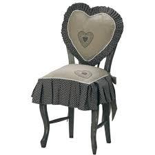 dossier de chaise coussin dossier de chaise hermine achat vente coussin de