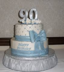 90th birthday cakes 90th birthday cake cakecentral