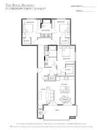 floor plan designs floor plans the royal belmont