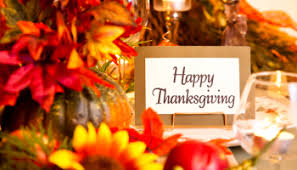 happy thanksgiving to all our readers the hudsucker