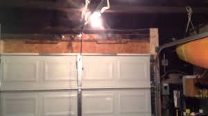 Garage Door Openers Review by Lowes Chamberlain Door Opener Review Youtube
