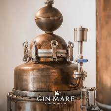 gin mare super premium spanish gin reviewed by gin foundry
