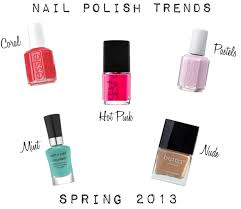 nail colors now get your pretty on