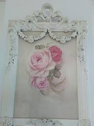 romantic home and vintage rose paintings by jo anne coletti