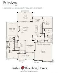homeplan fairview home plan custom home builders in greenville