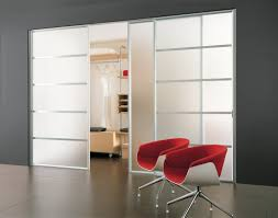 Frosted Glass Sliding Barn Door by Things When Installing Glass Sliding Doors The Door Home Design