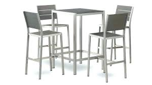 table cuisine haute chaise haute bistrot chaise haute luten with chaise haute bistrot