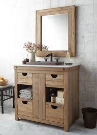 Bathroom Cabinets Wood Wonderful Bathroom Wood Cabinets Eizw Info