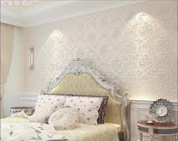 papier peint chambre à coucher le papier peint la chambre coucher par carnet deco a newsindo co