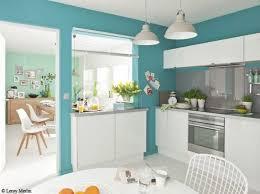 cuisine blanche et bleue déco salon organisation idee deco cuisine blanche et bleu