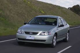 ford ba falcon problems and recalls transmission