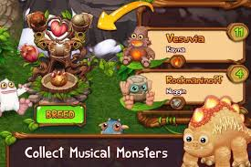 my singing monsters apk my singing monsters dawnoffire apk free simulation