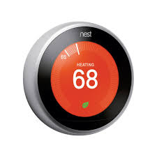 The Nest Home Decor Nest Learning Thermostat 3rd Generation T3007es Thermostats