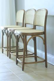 bar stools wood french country bar stool with high back design