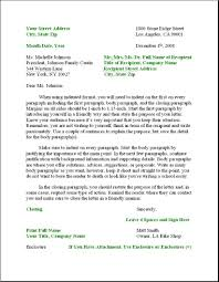 Effective Business Letter Writing Samples by Business Letter U2013 Businessprocess