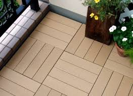 ideas about wooden floor tiles c decking plus for balcony walls