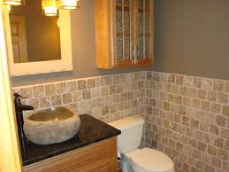 Cheap Bathroom Decor Bathroom Powder Room Floor Tile Ideas Pictures Of Small