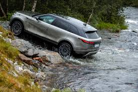 range rover velar white range rover velar review a handsome slab of british luxury ars