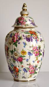Shabby Chic Pottery by Gorgeous Vintage Shabby Chic Vase By Boch Freres Vintageshop1001