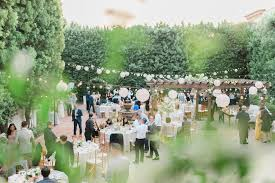 outdoor wedding venues in orange county orange county venue franciscan gardens san juan capistrano