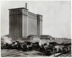 michigan central station curbed detroit