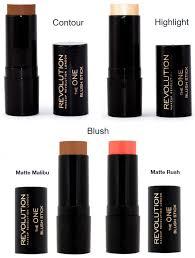 makeup revolution usa one sculpt contour stick