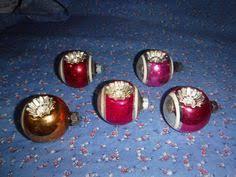 shiny brite ornament cap vintage ornaments