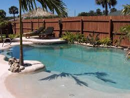 Best Back Yard Remodel  Images On Pinterest Backyard - Backyard beach design