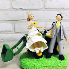 tractor wedding cake topper gallery 29 crafts special moments with special memories