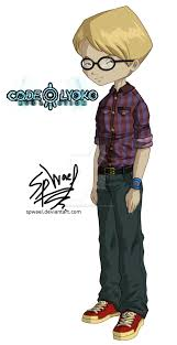 code lyoko evolution jeremie real world by firelordwael