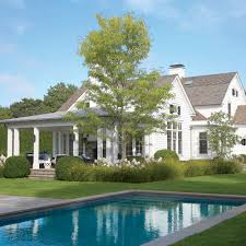 Clasic Colonial Homes Classic East Hampton Summer House Tour Coastal Living