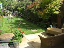 garden design with small front yard ideas no grass exterior
