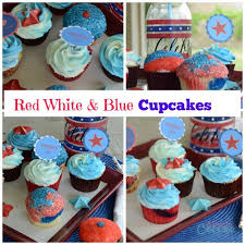 best 25 red white and blue cupcakes ideas ideas on pinterest