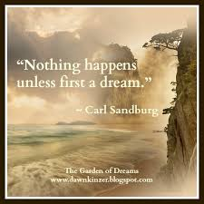 Meme Inspirational Quotes - the garden of dreams meme inspirational quote on first a dream