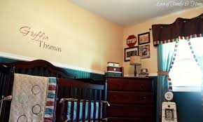 Cocalo Bedding Route 66 Nursery U0026 Gallery Wall Love Of Family U0026 Home