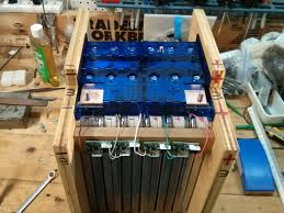 nissan leaf canada used building a 16 volt battery from salvage nissan leaf modules youtube
