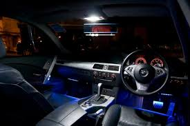 has any 1 change there dashboard light to white or blue colour